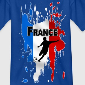 football france 17 Tee shirts - T-shirt Ado