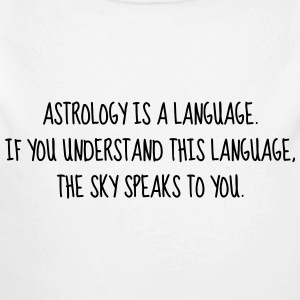 Astrology - Horoscope - Astrologer - Future - Seer Baby Bodysuits - Longlseeve Baby Bodysuit