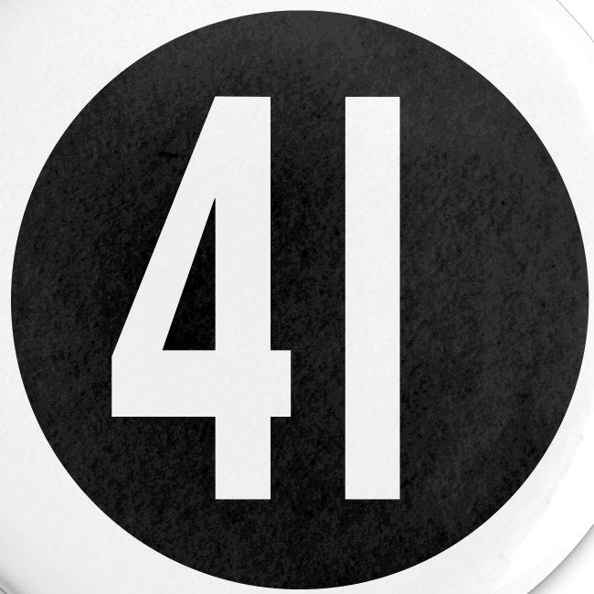 41 Button