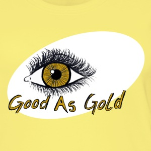 GoodAsGold - Frauen Bio Tank Top