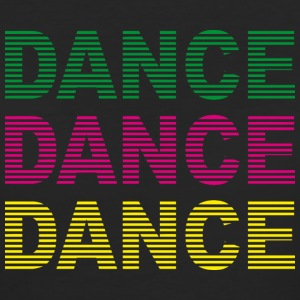 DANCE  … - Frauen Bio-T-Shirt