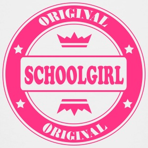 Original schoolgirl Shirts - Teenage Premium T-Shirt