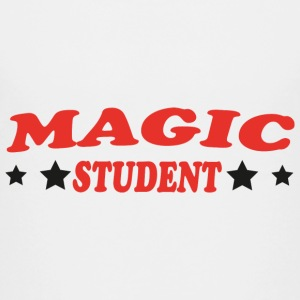Magic student T-Shirts - Teenager Premium T-Shirt