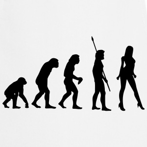 SEXY EVOLUTION! Kookschorten - Keukenschort
