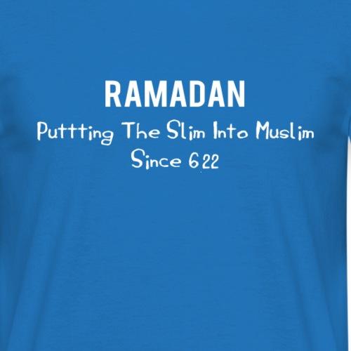 Slim into Muslim