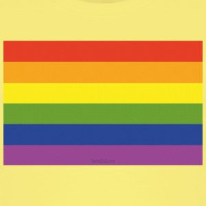 Rainbow Flag Tops - Women's Organic Tank Top