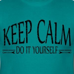 Keep Calm - Do it  T-Shirts - Männer T-Shirt