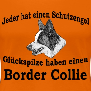 Border Collie - Frauen Premium T-Shirt