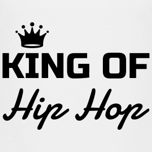 rap rapper muziek music hip-hop graffiti Shirts - Kinderen Premium T-shirt