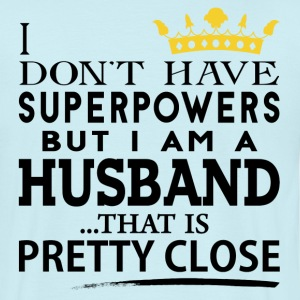 SUPER HUSBAND! T-Shirts - Men's T-Shirt