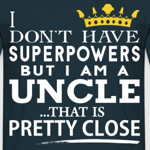 SUPER UNCLE! T-Shirts - Men's T-Shirt