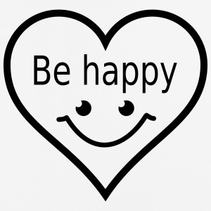 be happy Other - Mouse Pad (vertical)