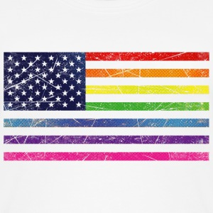 Pride USA Vintage Open Tops - Women's Organic Tank Top