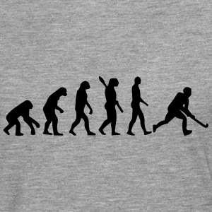 HOCKEY EVOLUTION! Manches longues - T-shirt manches longues Premium Homme