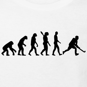 HOCKEY EVOLUTION! T-Shirts - Kinder Bio-T-Shirt