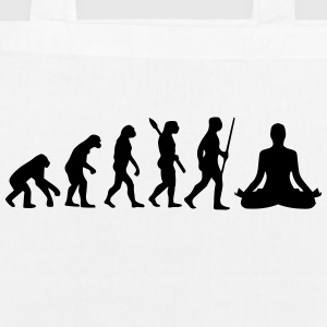 MEDITATION EVOLUTION! Bags & Backpacks - EarthPositive Tote Bag