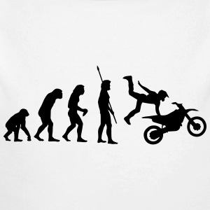 MOTORRAD EVOLUTION! Baby Bodys - Baby Bio-Langarm-Body