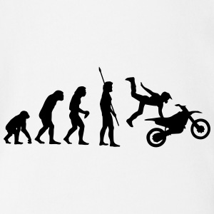 MOTORRAD EVOLUTION! Baby Bodys - Baby Bio-Kurzarm-Body