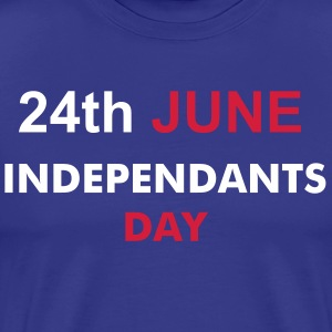 INDEPENDANCE DAY  - Men's Premium T-Shirt