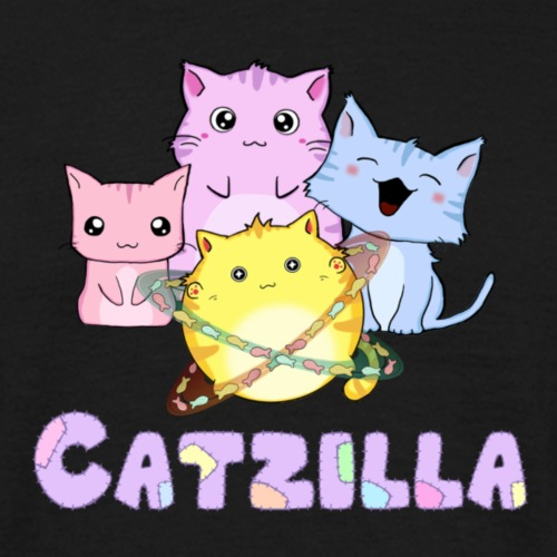 Catzilla colors