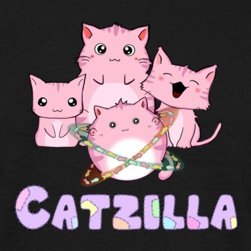 Catzilla pink