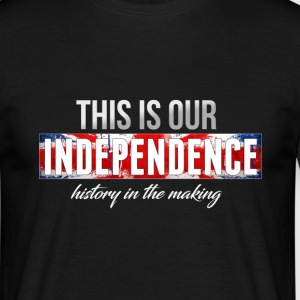 Independence v1 Mens - Men's T-Shirt