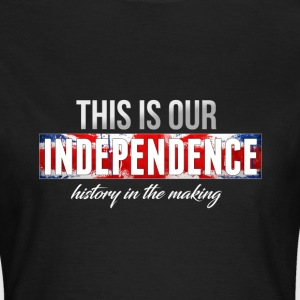 Independence v1 Womens - Women's T-Shirt