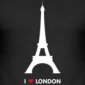 I Love London - slim fit T-shirt