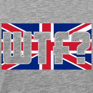 British T-Shirts - Men's Premium T-Shirt
