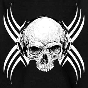 SKULL - 716 - 3SW T-Shirts - Teenager T-Shirt