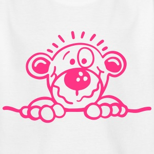 Cute Monkey Shirts - Teenage T-shirt