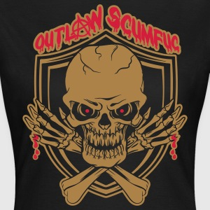 Outlaw Scumfuc T-Shirts - Frauen T-Shirt