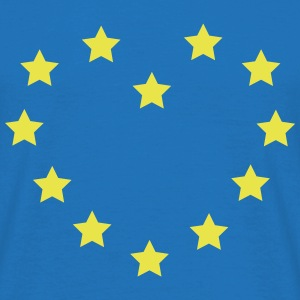 Euro Heart T-Shirts - Men's T-Shirt