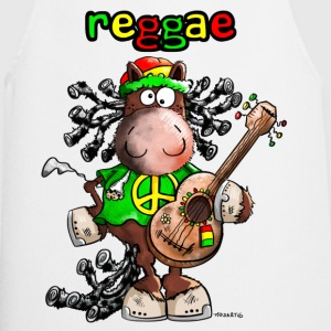 Reggae Horse  Aprons - Cooking Apron