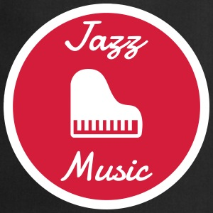 Jazz - Music - Blues - Funk - Jazzman - Groove Tabliers - Tablier de cuisine