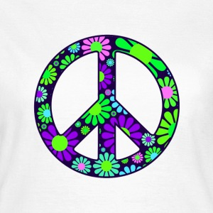 Peace Symbol Womens - Women's T-Shirt