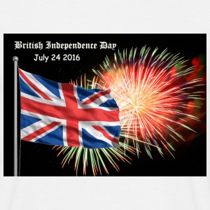 British Independence Day t-shirt - Men's T-Shirt