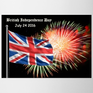 British Independence Day - Mug