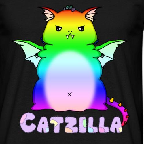 Catzilla Dracat Rainbow