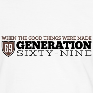 Generation 69 T-Shirts - Men's Ringer Shirt