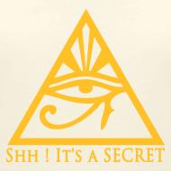 Motif ~ Tee shirt Femme œil d'Horus