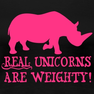 Unicorn T-Shirt - Frauen Premium T-Shirt