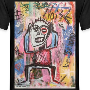 Untitled (Noise) - Männer T-Shirt