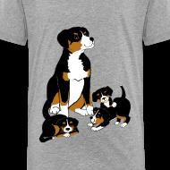 Design ~ Entlebucher and puppies