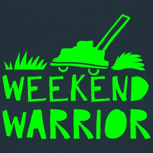 weekend warrior with lawn mower T-Shirts - Women's T-Shirt