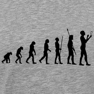 EVOLUTION MOBILE ! Tee shirts - T-shirt Premium Homme