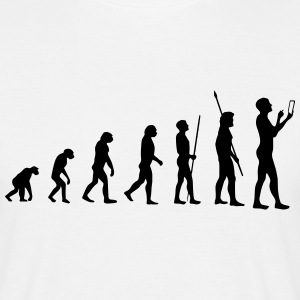 EVOLUTION MOBILE ! Tee shirts - T-shirt Homme