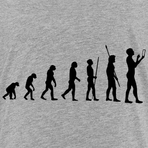 MOBILE EVOLUTION! Shirts - Kids' Premium T-Shirt