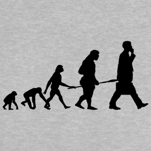 MOBILE EVOLUTION Baby Shirts  - Baby T-Shirt