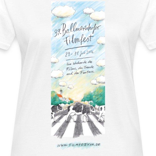 Frauen Bio-T-Shirt 2016